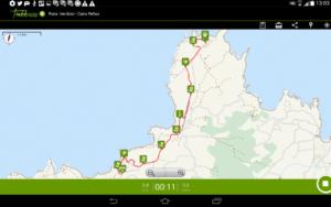 Rutas de senderismo y trekking guiadas en tu móvil con GPS